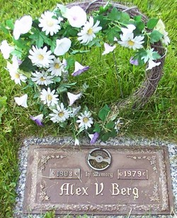 Alex Vincent Ollie Berg