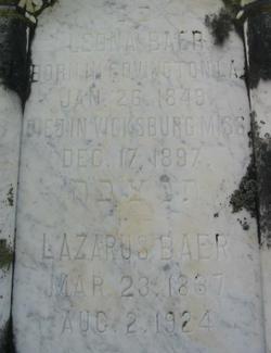 Lazarus Baer
