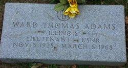 Ward Thomas Adams