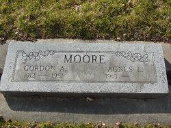Gordon A Moore
