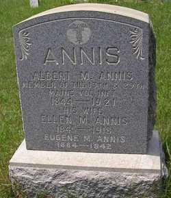 Albert M. Annis