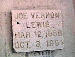 Joe Vernon Lewis