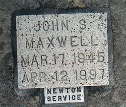 John S. Maxwell