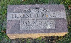 Ernest J. Burgin
