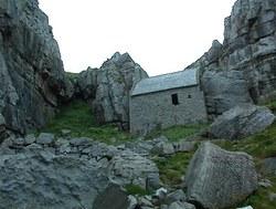 Saint Govan of Wales