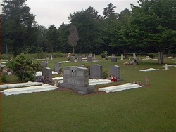 Baldwin Branch Missionary Baptist Church Cemetery