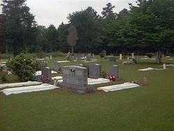 Baldwin Branch Missionary Baptist Church Cemetery