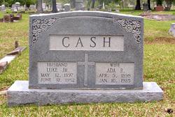 Chief Luke Cash, Jr