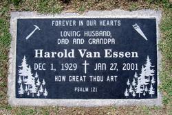 Harold Van Essen