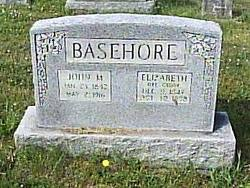 Elizabeth <i>Crone</i> Basehore