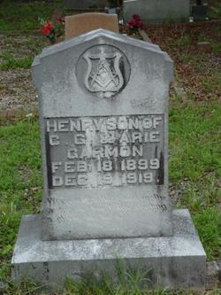 Henry Garmon