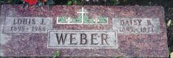 Daisy Belle <i>Huber</i> Weber