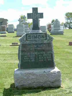 Cathrine <i>Muehr</i> Simon