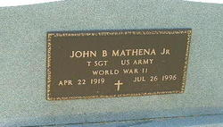 John Ballard Mathena, Jr
