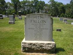 Bridget <i>Featherstone</i> Fallon