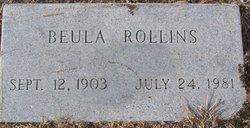 Beula Rollins