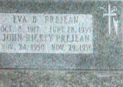 Eva <i>B.</i> Prejean