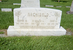 Walter Lee Archibald