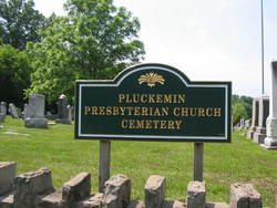 Pluckemin Presbyterian Church New Cemetery