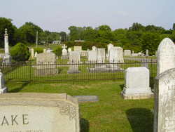 Grace United Methodist Church Cemetery