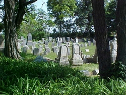 Saint Lukes Evangelical Lutheran Church Cemetery