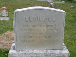 Julietta J. <i>Kent</i> Eldridge