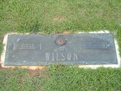 Auline <i>Witt</i> Wilson