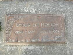Byron Lee Horton