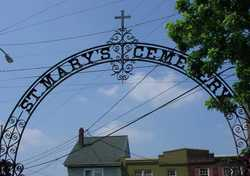Saint Marys Roman Catholic Cemetery