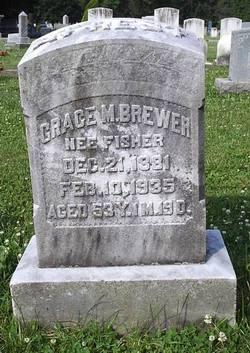 Grace <i>Fisher</i> Brewer