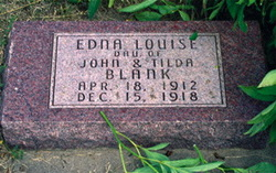 Edna Louise Blank