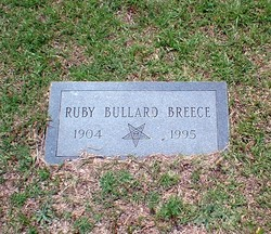 Ruby <i>Bullard</i> Breece