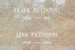 Angelina Raphael Lena <i>Gaeta</i> Piccininni