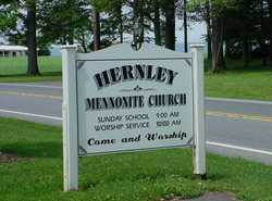 Hernley Mennonite Cemetery