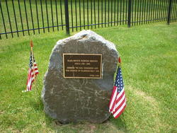 Blau-Nevius Burying Ground