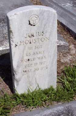 Julius Houston