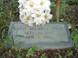 Ludie <i>McCarty</i> Cook