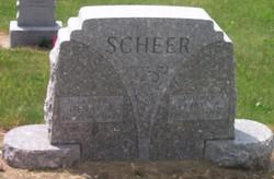 Elise Catherine <i>Hoene</i> Scheer