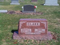 Goldie Mae <i>Rizor</i> Clark