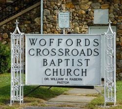 Wofford Crossroads Baptist Church