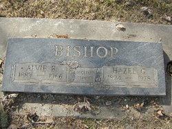 Alvie B Bishop