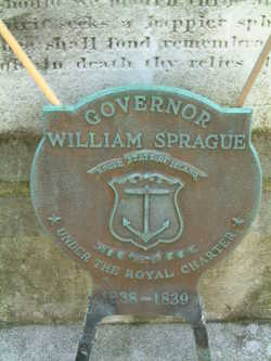 William Sprague, III