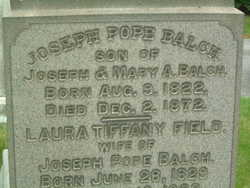 Joseph Pope Balch