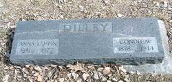 Anna A. <i>Kempin</i> Dilley
