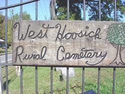 West Hoosick Rural Cemetery