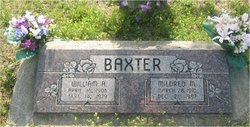 Mildred M. <i>Henry</i> Baxter