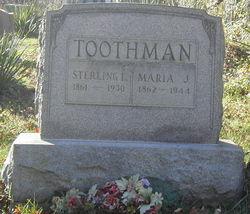Sterling Lee Toothman