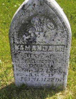 Amanda M <i>Boblett</i> Rosbrugh