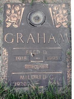 Mildred Geneva <i>Smith</i> Graham