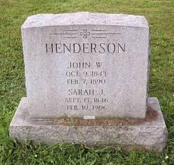 Sarah J. Henderson